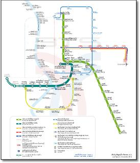 Manchester train / rail network map
