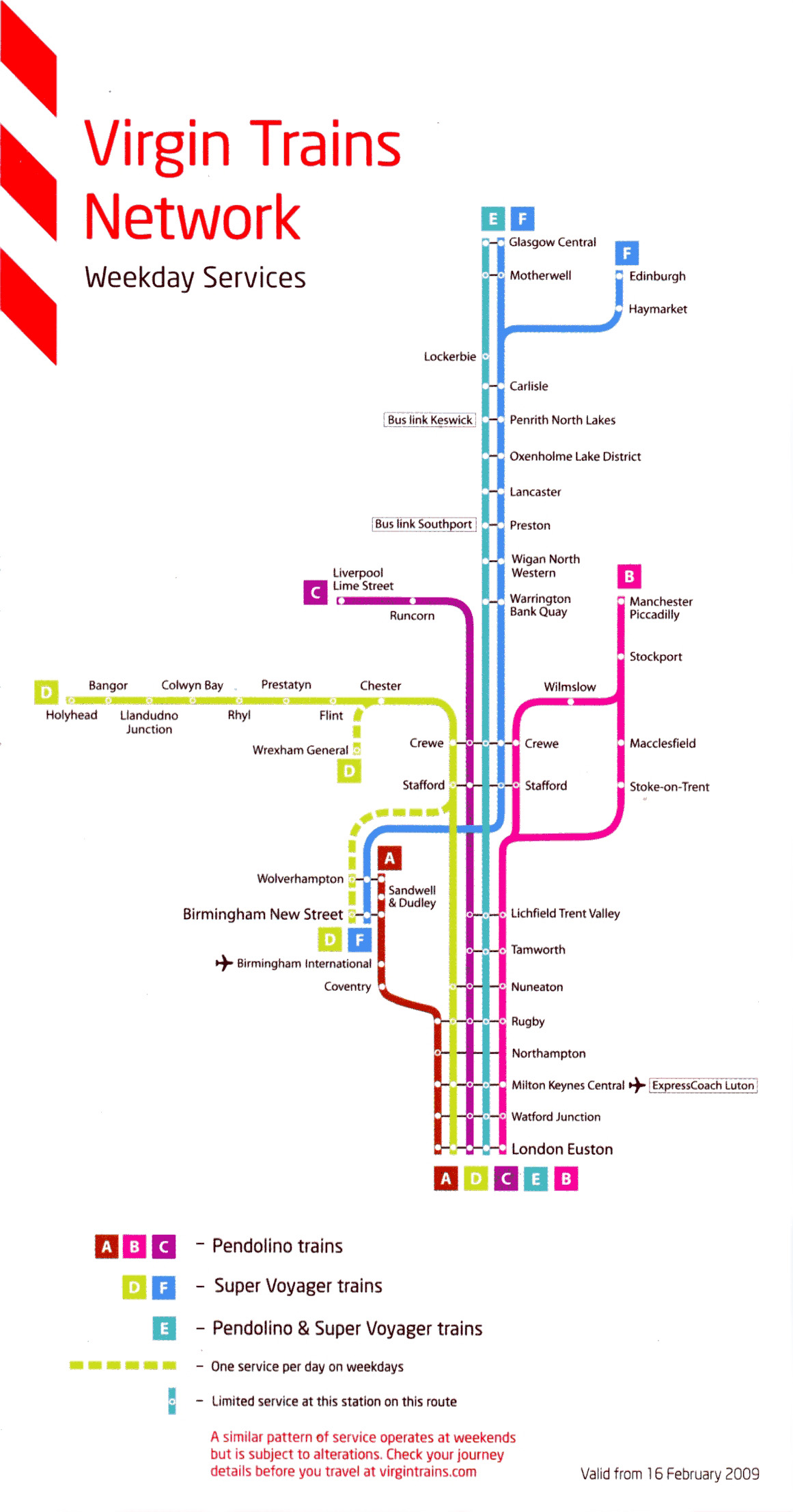 West Coast Main Line - Wikipedia